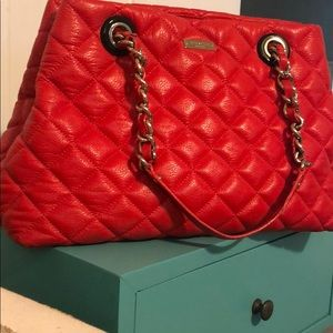 Quilted Kate Spade Bag